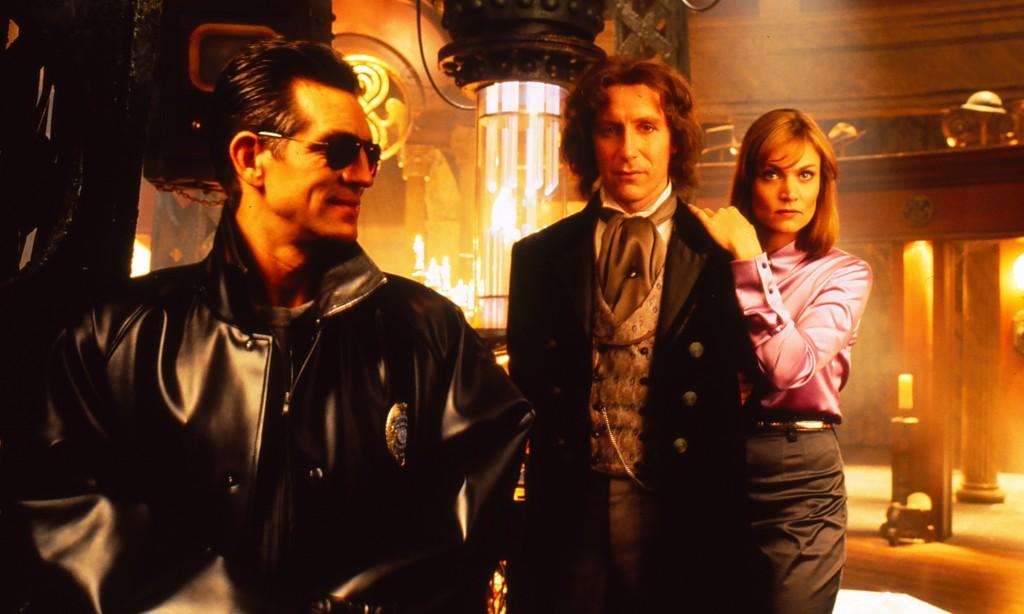 Doctor Who, la película