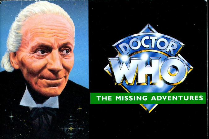 Doctor Who - The Missing Adventures