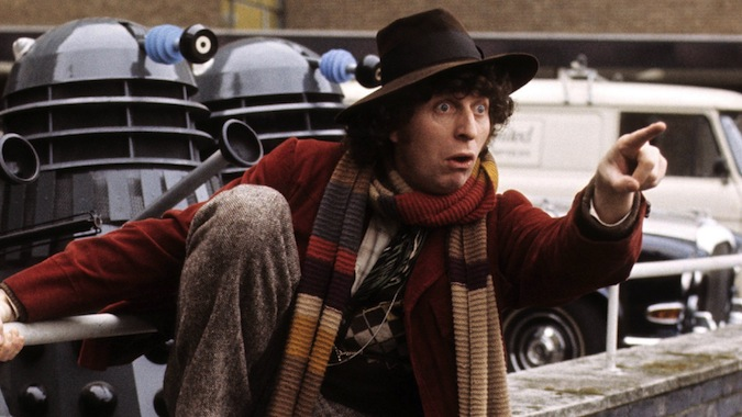 Tom Baker - Cuarto Doctor