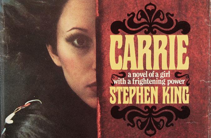 Primera edición de Carrie, 1974