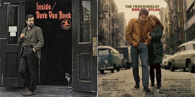 Dave Van Ronk - Bob Dylan