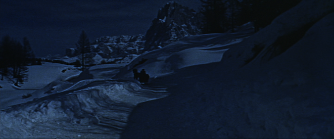 El baile de los vampiros (The Fearless Vampire Killers, or Pardon Me, But Your Teeth Are in My Neck, 1967) Polanski