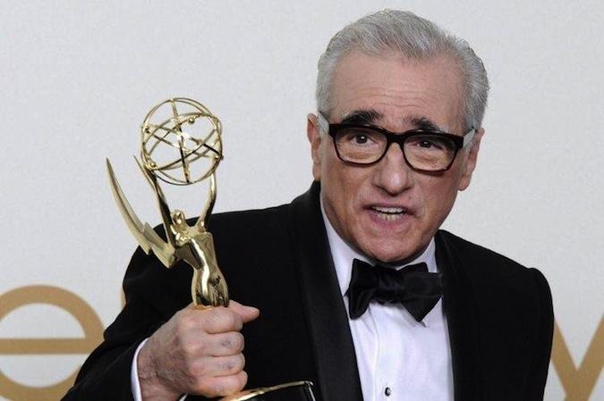 Scorsese y su Emmy