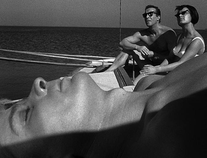 El cuchillo en el agua (1962)