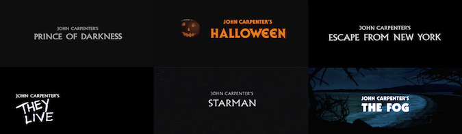 John Carpenter's