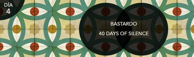 Festival Cines del Sur 2014: Día 4 (Bastardo, 40 Days of Silence)