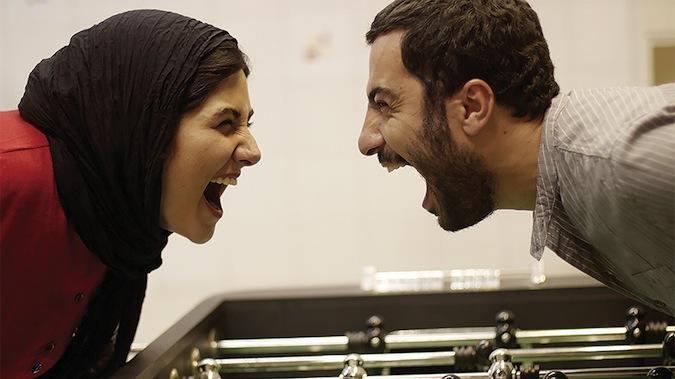 I'm Not Angry (Reza Dormishian, 2013)