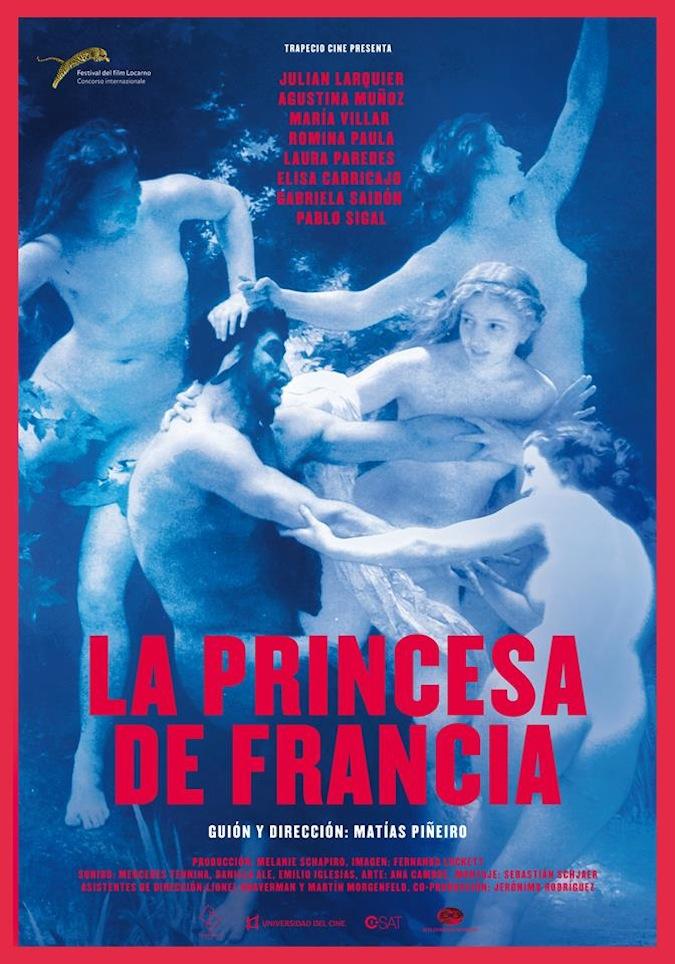 La princesa de Francia