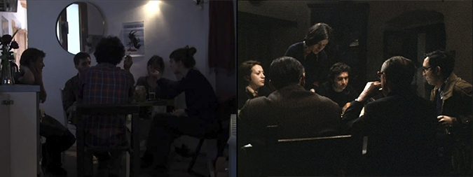 VidaExtra (Ramiro Ledo Cordeiro, 2013) - El sopar (Pere Portabella, 1974)
