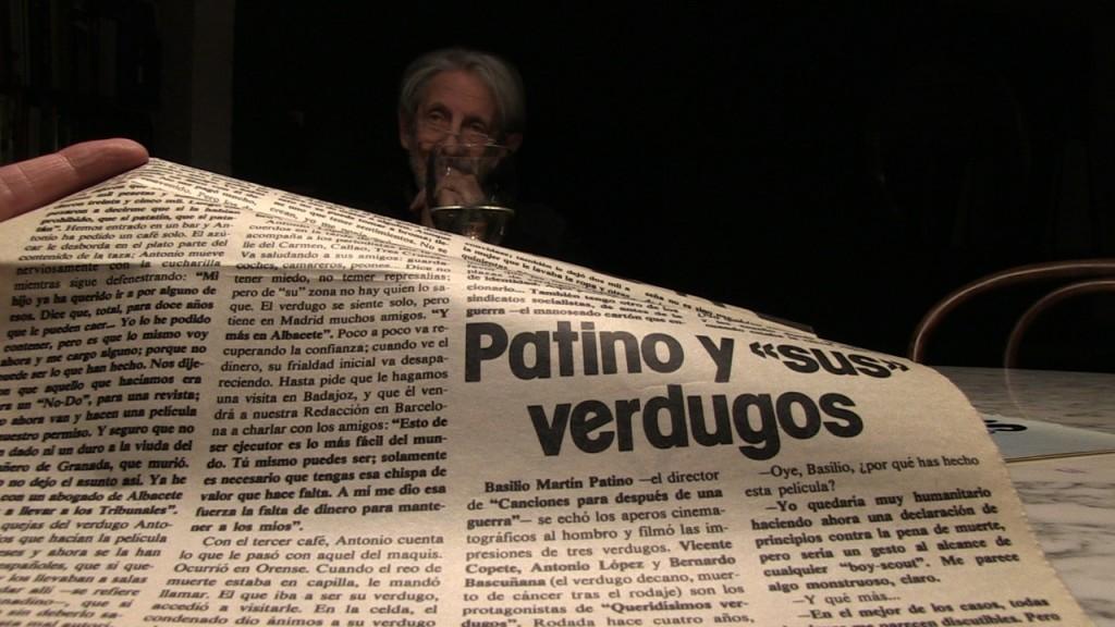 Basilio Martín Patino. La décima carta (Foto película) 5307