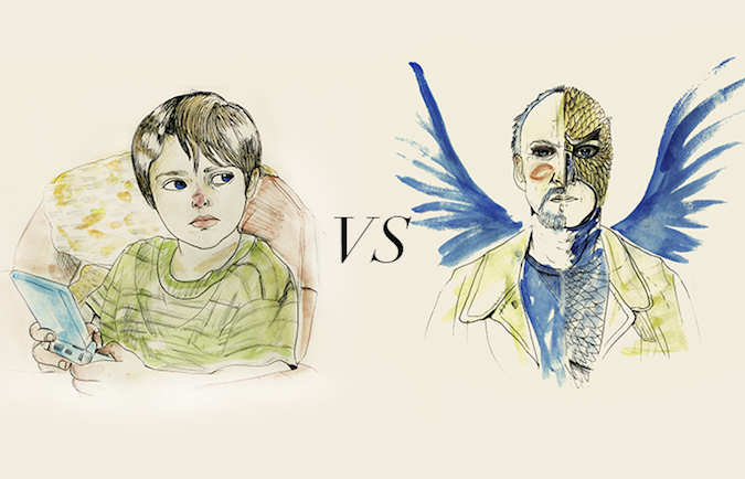 Boyhood VS Birdman