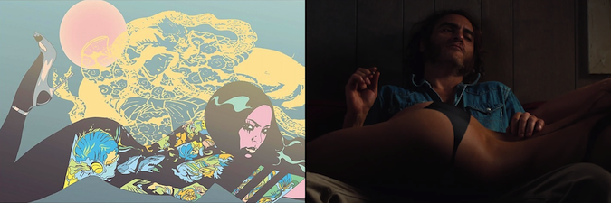 Madame Butterfly (Kristian Russell) - Inherent Vice