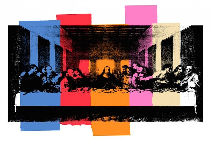 Andy Warhol - The Last Supper (1986)
