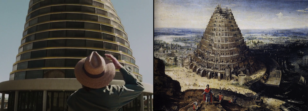 La torre de Babel (Lucas van Valckenborch,1594)