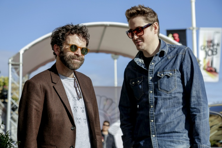 Charlie Kaufman y Duke Johnson