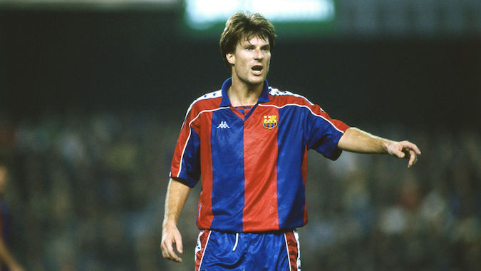 Michael Laudrup: A Football Player (Jørgen Leth, 1993)