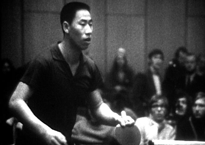 Kinesisk bordtennis (Jørgen Leth, DK, 1972)