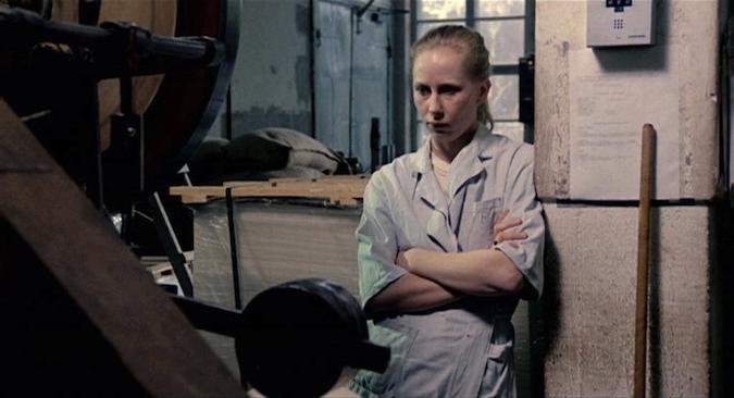 La chica de la fábrica de cerillas