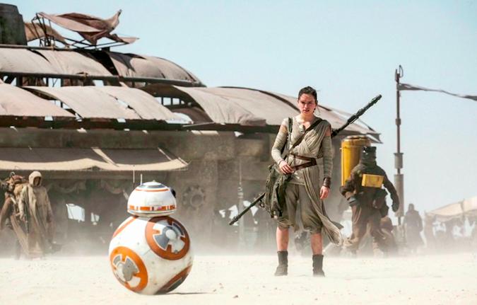 Star Wars. Episodio VII: El despertar de la fuerza