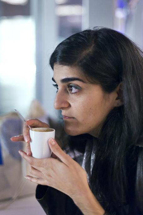 Roya Eshraghi Punro de Vista