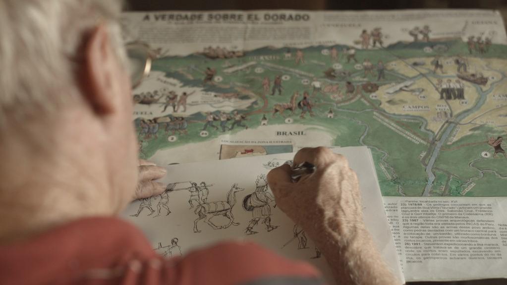 Ou est la jungle? - Where is the Jungle? (Iván Castiñeiras, 2015)