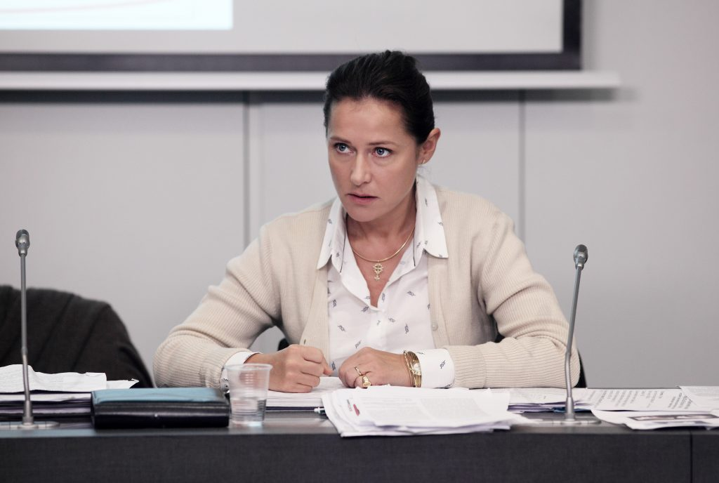 La doctora de Brest (Emmanuelle Bercot)