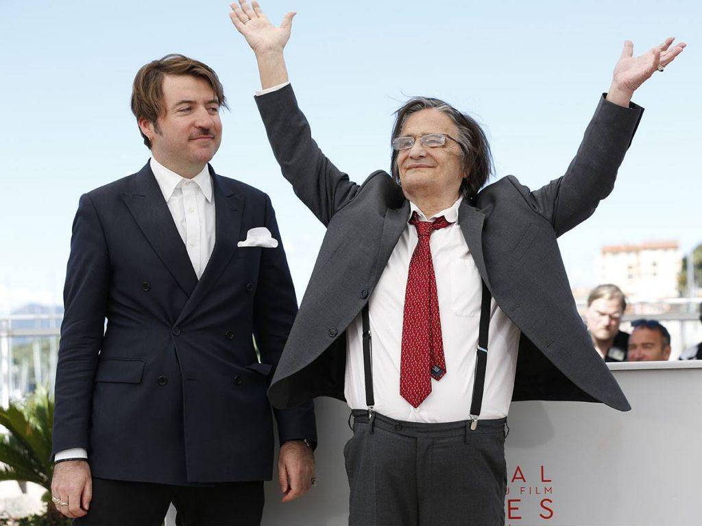 Albert Serra - Cannes 2016