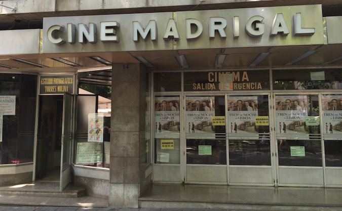 Cine Madrigal - ©Cines del Sur